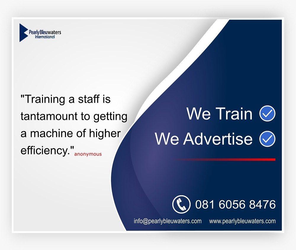 Staff and Management Training